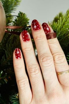 christmas manicure #christmas #manicure #love #nails #merrychristmas #nailart #pedicure #christmastree #holiday #gelnails #nail #naildesign #gelpolish #winter #nailpolish #happy #nailsoftheday #art #gel Nailart, Merry Christmas, Christmas Manicure, Nail Polish, Pedicure, Engagement Rings, Winter, Merry Little Christmas, Enagement Rings