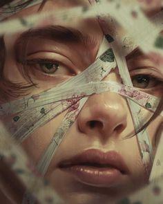 Digital Art - Aykut Aydoğdu illustrazioni surreali iperrealistiche