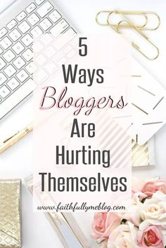 5 Ways Bloggers Are