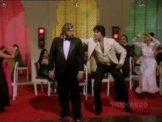 Jahan Teri Yeh Nazar Hai - Amitabh Bachchan - Amjad Khan - Kaalia - Kishore Kumar -R D Burman