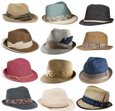 #hats hats hats. Go to my site for more incredible pins! Also Please like Thanks!