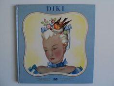 DIKI-le-rouge-gorge-enchante-Jean-A-MERCIER-Marcus-1955
