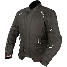 Ministry of Bikes - ARMR Kumaji Textile Jacket, �149.99 (http://www.ministryofbikes.co.uk/buy-by-brand/armr-clothing/armr-kumaji-textile-jacket.html/)