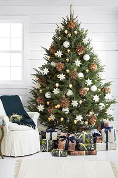 10 Christmas trees that are sure to inspire!