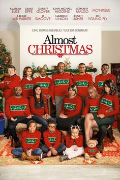 Watch Almost Christmas 2016 Full Movie Online Free