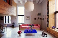 Sachs Lindores Bowery Living Room | Remodelista