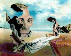 Corrosive - Salvador Dali  #dali #paintings #art