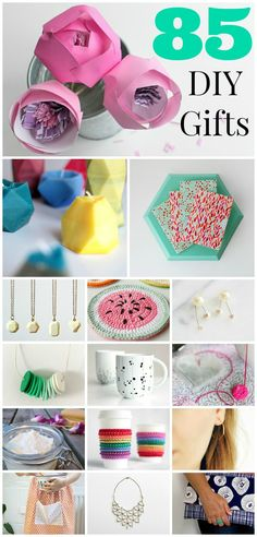 85 Amazingly Gorgeous DIY Gifts for Mother's Day via Tuts+