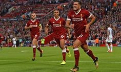 Liverpool return to big time after early flurry sinks Hoffenheim