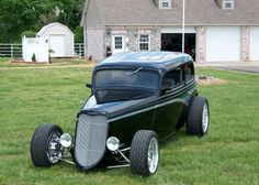 1933 Ford Victoria Custom Two Door Sedan. This car will be featured at our Dallas Auction Nov at Dallas Market Hall. Nov 21, November, Dallas Market Hall, Dallas Auction, Antique Cars, Ford, Victoria, Marketing, Autos