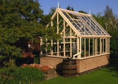 Choosing a greenhouse « The Garden Designer