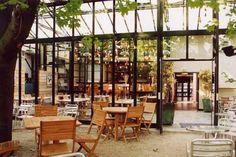 L'entrepôt - 7 Rue Francis de Pressensé 75014 Paris (figurant entre autres parmi les 30 restaurants avec les plus belles terrasses de paris ! cf toutes les adresses !)
