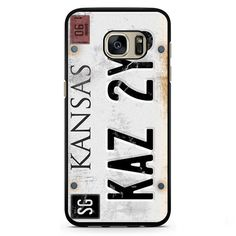 Personalized Vintage Supernatural License Plate Number Phonecase Cover Case For Samsung Galaxy S3 Samsung Galaxy S4 Samsung Galaxy S5 Samsung Galaxy S6 Samsung Galaxy S7