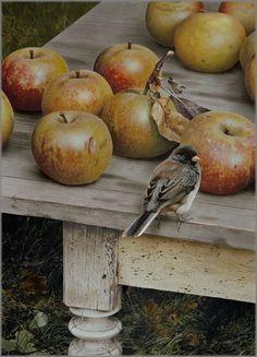 Carl Brenders-Apple Harvest