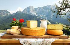 In Salzburgs Käsekultur spielt die Almwirtschaft eine wichtige Rolle / Foto: BMLFUW, Rita Newman