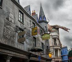 Diagon Alley | Flickr - Photo Sharing!