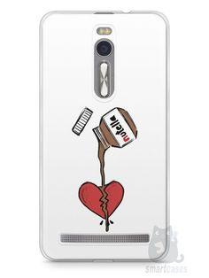 Capa Zenfone 2 Nutella #2 - SmartCases - Acessórios para celulares e tablets :)