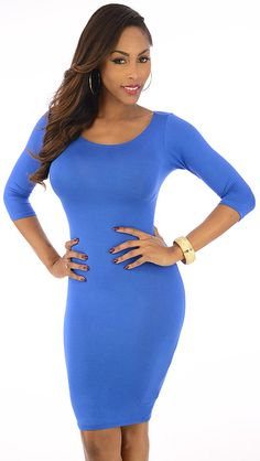 Bidder (Blue)-Sexy Snob -Hot and Elegant clothes at great prices