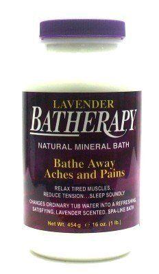 Queen Helene Batherapy Lavender Salts 16 oz. (Case of 6) by Queen Helene. $42.49