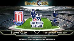 Prediksi Stoke City vs Tottenham Hotspur 7 April 2018