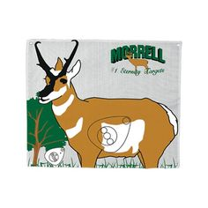 Morrell Antelope Archery Target Face Hog Hunting, Hunting Stuff, Archery, Country Of Origin, Brand You, Disney Characters, Fictional Characters, Target, Goal