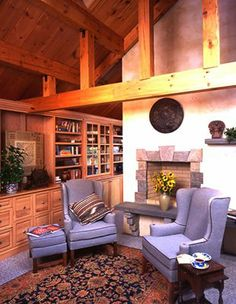 Browse our gallery with lots of pictures of Ward Cedar Log Home designs. Discover your dream home in our cedar log homes gallery. Customize your log home for your lifestyle.
