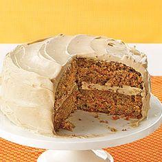 Classic Carrot Layer Cake | MyRecipes.com