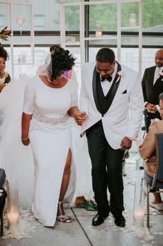 Jumping The Broom, New Orleans Wedding, Love Affair, Black Love, Real Weddings, Southern, Wedding Inspiration, Formal Dresses, Stylish