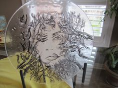 Glass art By Dianne Taylor