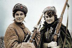 soviet snipers(ukraine)