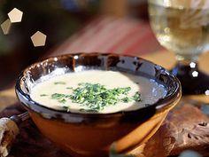 Creamy Turnip Soup by Cooking Light Creamy Soup Recipes, Chowder Recipes, Milk Recipes, Fun Cooking, Cooking Light, Cooking Recipes, Crockpot Recipes, Tapas, Turnip Soup