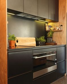 Winners of the NZ House & Garden Interior of the Year: Best Kitchen Kitchen Dining, Kitchen Cabinets, Dining Rooms, Larder, Cool Kitchens, New Homes, Home And Garden, Interior, Judges