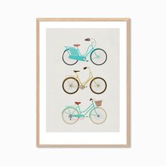 Hey, I found this really awesome Etsy listing at https://www.etsy.com/listing/155503561/retro-bikes-poster-modern-bicycle