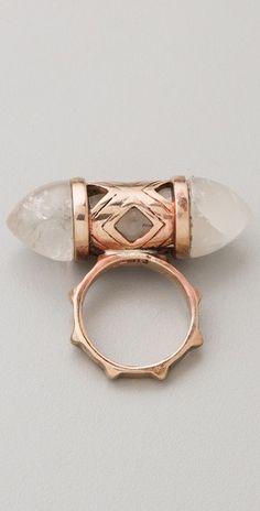 ✯ Pamela Love Cutout Ring ✯
