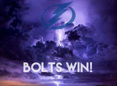 Bolts Win! (via Lightning Alley on Twitter)   #TBLightning
