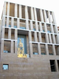 ArtChist: Ayuntamiento de Murcia | Rafael Moneo | Análisis + Planos