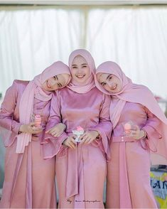 Simple Bridesmaid Dresses, Simple Dresses, Bridesmaids, Wedding Hijab, Wedding Dresses, Simple Hijab, Simple Dress Pattern, Hijab Style Dress, Pakistani Outfits