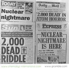 Chernobyl's Devastating Legacy