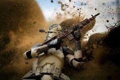 Wolf Pack trooper