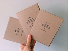 Definition Card Set: a unique and meaningful way to express appreciation, gratitude, and admiration // Of Note Stationers - www.ofnotestationers.com