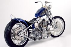 Nice Indian Larry custom RIP Larry