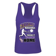 LSU Baseball Gear and Apparel- Taking it all the way home!