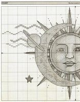 Celestial Radiance (Pg 1 of Cross Stitch Boards, Cross Stitch Bookmarks, Cross Stitch Alphabet, Cross Stitch Baby, Cross Stitch Gallery, Cross Stitch Designs, Cross Stitch Patterns, Cross Stitching, Cross Stitch Embroidery