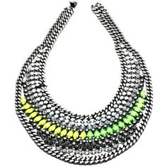 Simply put: YOU MUST HAVE THIS NECKLACE! @Dannijo