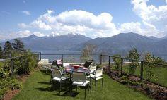 Lunch in  Menaggio, Lake Como, Italy