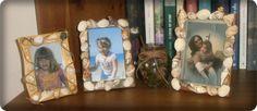 frames, shells, deco