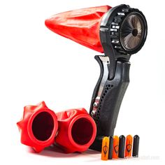 SimpleShot Shooting Sports - The Pocket Hammer Complete Kit, $75.00 (https://simple-shot.com/slingshots/the-pocket-shot/the-pocket-hammer-complete-kit/)