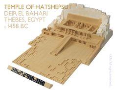 Temple of Hatshepsut - Deir el Bahari