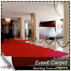Other Services for sale, in Klang, Selangor, Malaysia. Low Cost, Top Quality Event Carpet just From Making your event look good is our goal. id: 807238 Hallway Carpet Runners, Cheap Carpet Runners, Carpet Stairs, Stair Runners, Hall Carpet, Runner Ducks, Hall Flooring, Office Carpet, Where To Buy Carpet