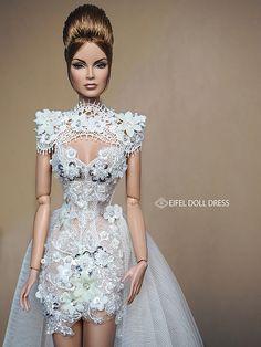 Luxury Dania | von eifel85, eifel doll dress
